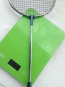 Zweiter Badmintonschläger